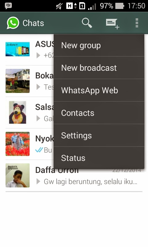 Review dan Cara Install Whatsapp di PC