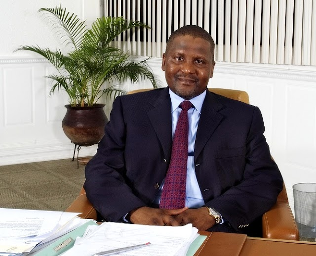 Aliko Dangote-Touching Every Life in Nigeria