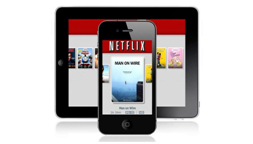 Install Netflix on Mobile Device