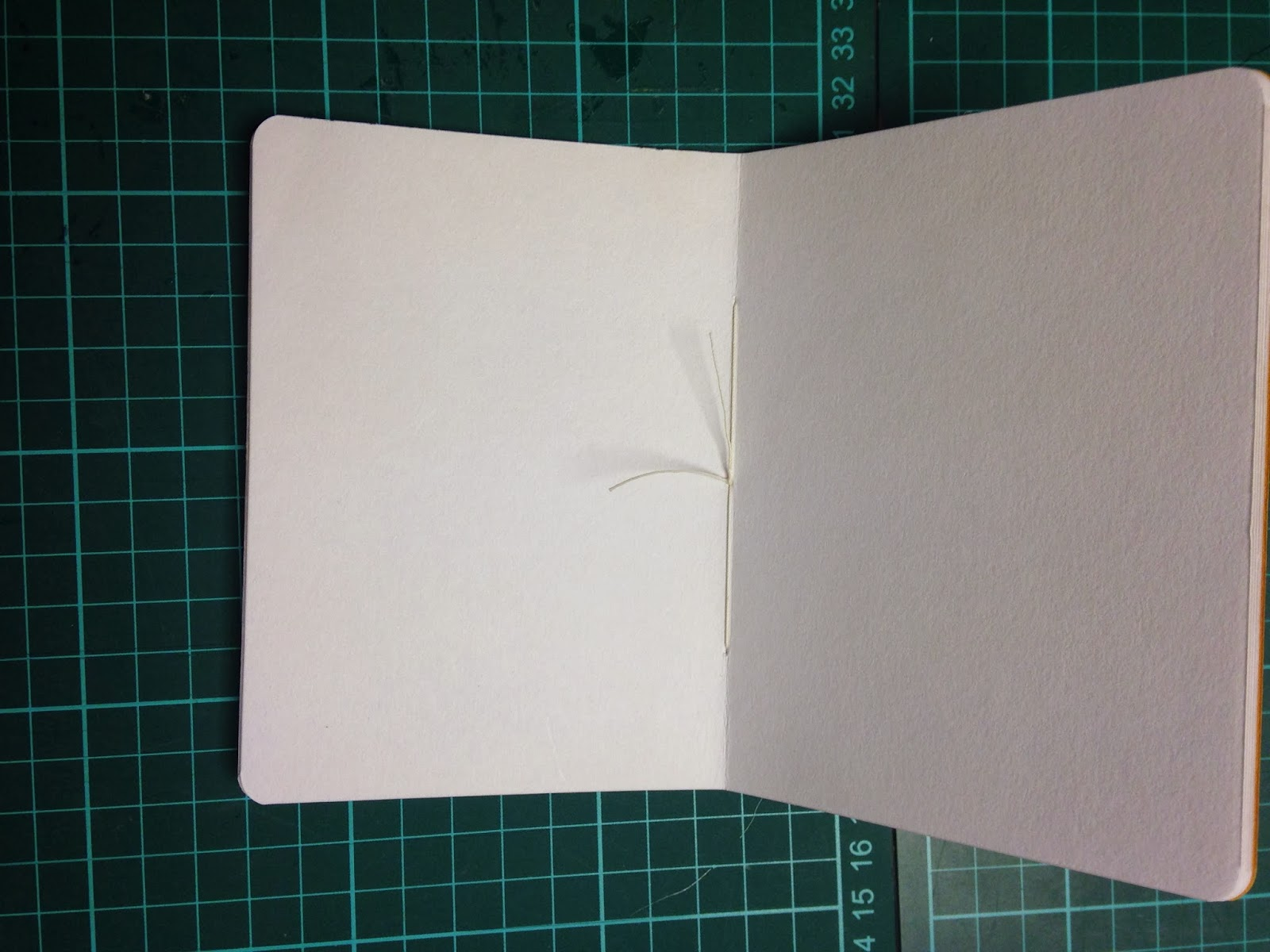 DESIGN PRACTICE: Book Binding - Primary Research