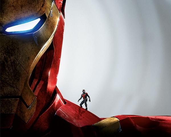 Ant Man Retina Movie Wallpaper: 帰国子女の洋画レビュー: アントマン (Ant-Man)