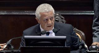 """Sarghini: """"Algunos no entienden que se puede ser un opositor racional"""""""