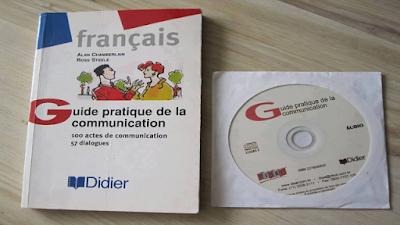 كتاب ودليل رائع  لتعلم التواصل باللغة الفرنسية