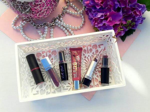 Dark lipsticks I love
