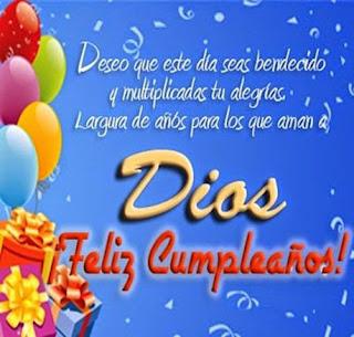 Feliz Cumpleaños Deseos Cristianos 4