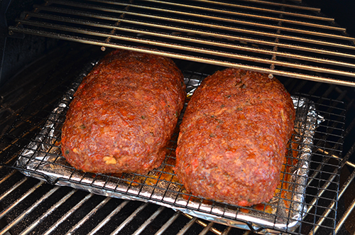 Fire roasted meatloaf recipe.