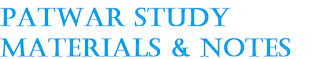 RSMSSB Patwari Study Materials Download | RSMSSB Patwari Study Materials  Notes Download