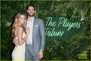 Kevin Love And His Current Girlfriend Kate Block