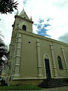 Igreja do Senhor Bom Jesus, a Igreja Católica de Taquara