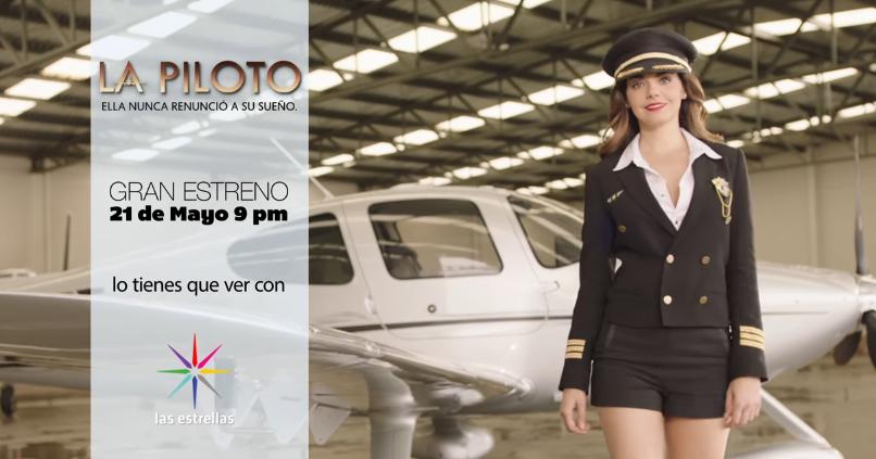 La piloto aterriza en m xico por la se al de las estrellas tvbm s - Piloto photo studio ...