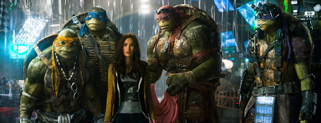 Sinopsis Film Terbaru : Teenage Mutant Ninja Turtles: Out of the Shadows (2016)