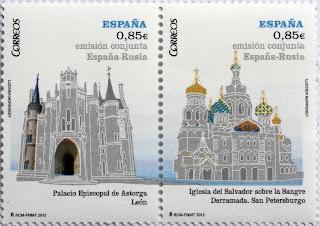 EMISIÓN CONJUNTA ESPAÑA - RUSIA