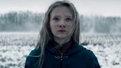 The Witcher  Netflix - Ciri – Freya Allan