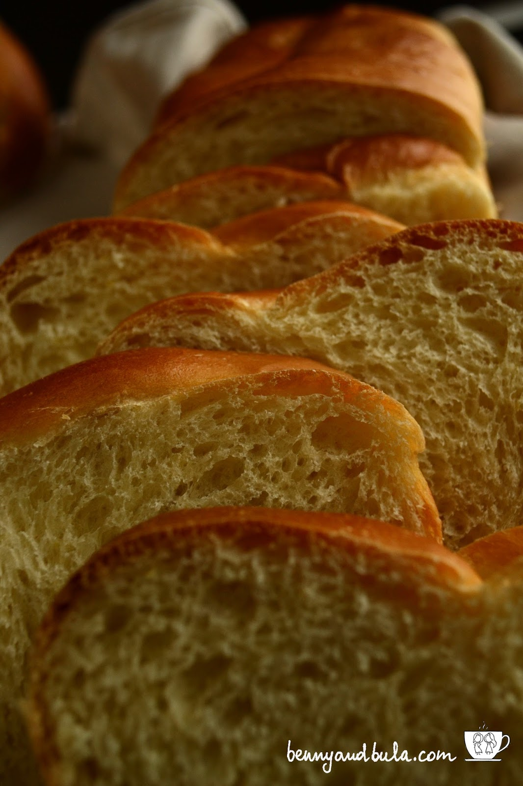 ricetta facile pan brioche/easy brioche bread recipe