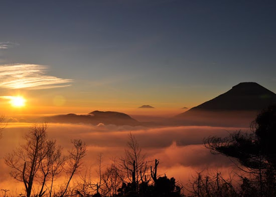 Dieng 2H1M - Paket Sunrise Sikunir, Keindahan Tak Terlupakan