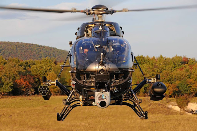 Hungary orders H145M helicopter
