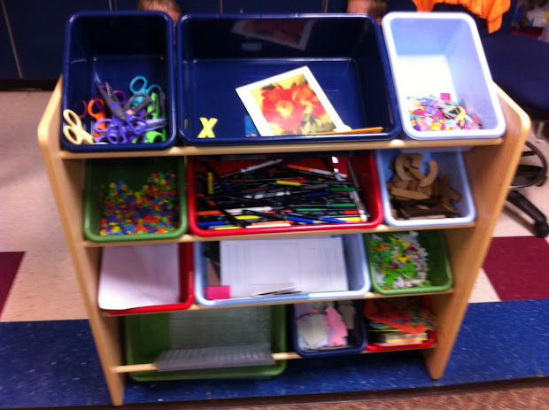 Art Centers Preschool Classrooms