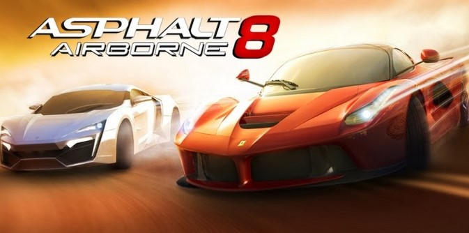 Download Asphalt 8 Airbone MOD APK + DATA