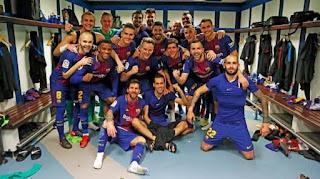 Sempat Ditolak Lionel Messi Nasib Griezmann Belum Jelas