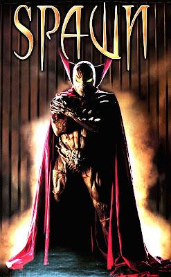 Spawn 1997 Movie Poster