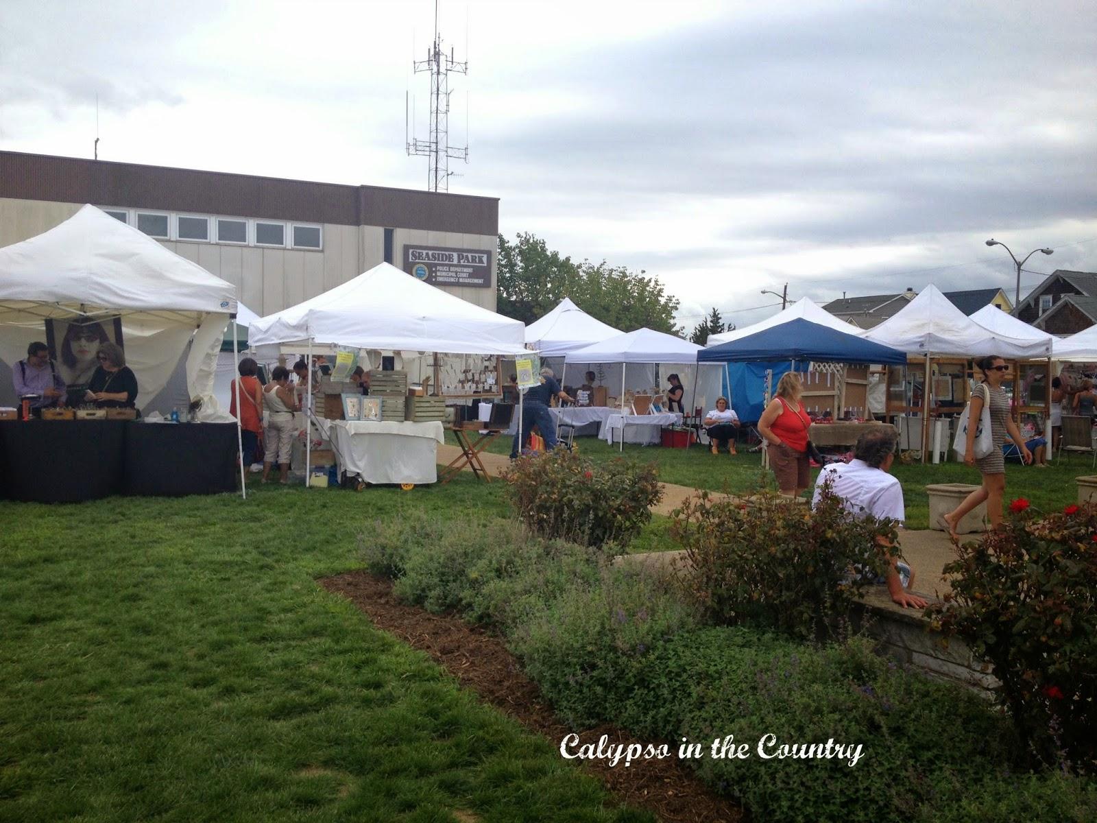 Seaside Park Labor Day Weekend Craft Fair