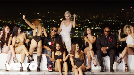 Colonel Loud - California (Feat. T.I., Young Dolph & Ricco Barrino) [Vídeo]