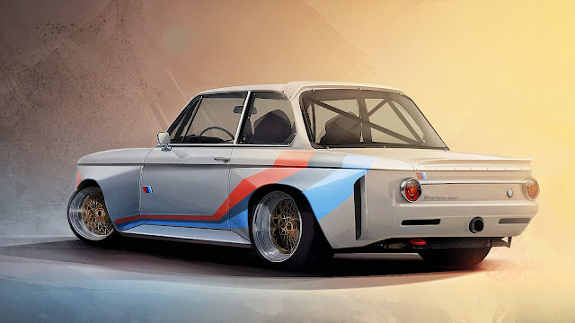 BMW 2002 Group 2