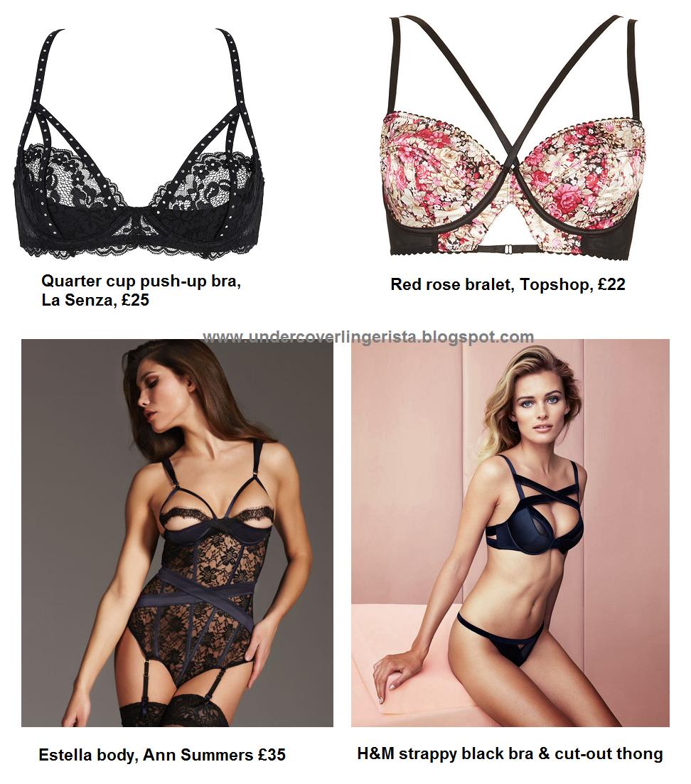 75cdf839ce Whilst highstreet lingerie brands such as Ann Summers