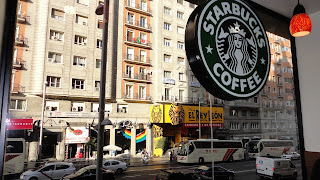 Starbucks Coffee Madrid