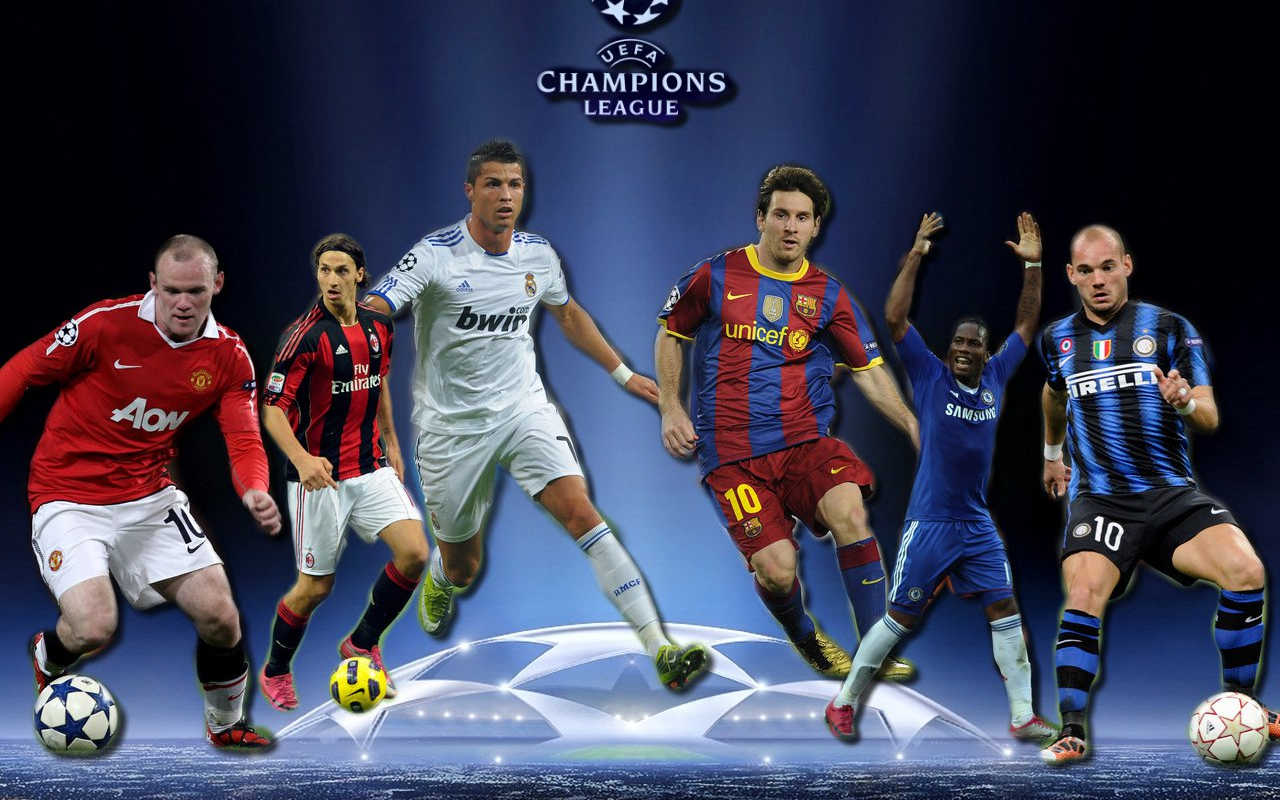Football Wallpaper: Uefa Champions League 2011 Wallpapers ...