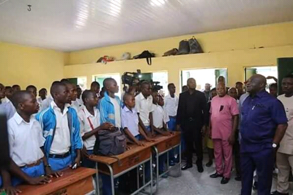 Abia to clamp down on substandard schools – @GovernorIkpeazu