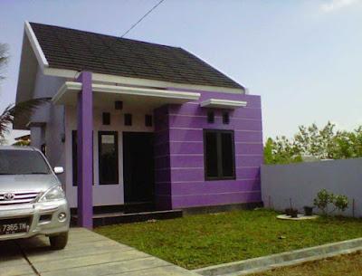 warna cat rumah yang bagus dan unik