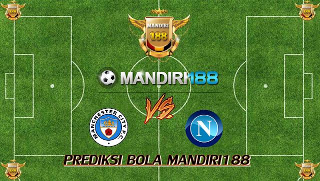 AGEN BOLA - Prediksi Manchester City vs Napoli 18 Oktober 2017