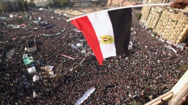 """أبرز الميادين التي تخلد ذكرى """"25 يناير"""" في مصر"""