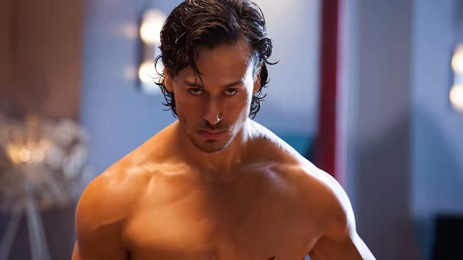 Tiger Shroff Wallpapers Hd Download Free 1080p Colorfullhdwallpapers Upcoming Latest Bollywood