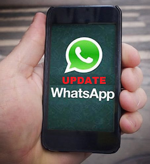Apikasi WhatsApp yakni aplikasi chating paling terkenal dikala ini Tips WhatsApp : 3 Cara Praktis Update WhatsApp