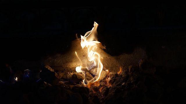 Api abadi - foto instagram hendraguswandi