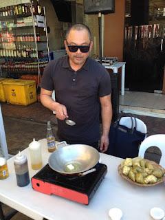 Patrick Tubajon, Christopher Panadero , Gudrun Restaurant, Kalami Cebu Food Trip, Nezte Virtudazo, Carlo Andrew Olano, Cebu Food Trip, Tuslob Buwa