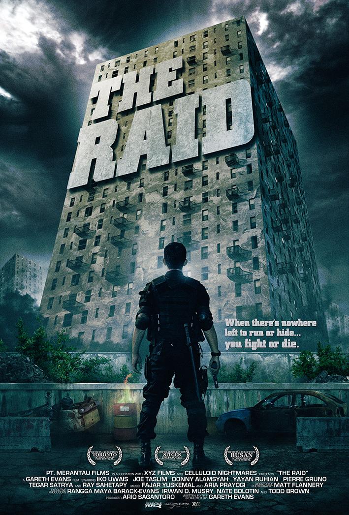 THE RAID: Saat Film Indonesia Mengguncang Dunia