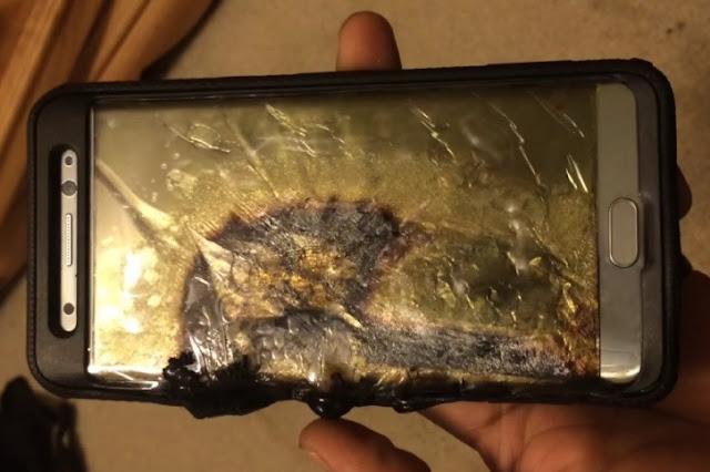 Samsung Galaxy Note 7 battery- Edem Boni and Elizabeth Boni
