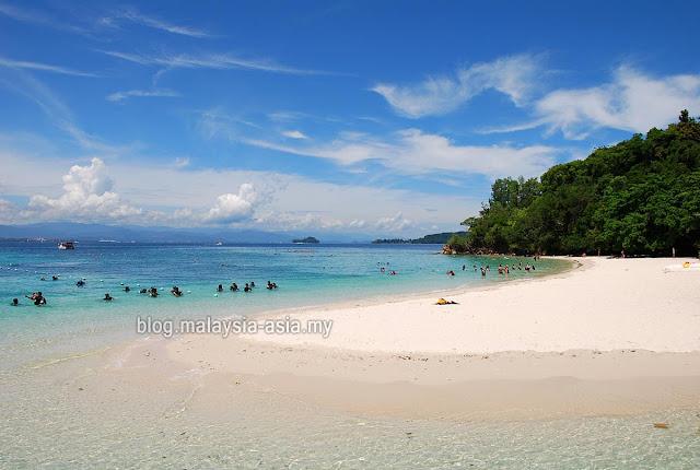 Sapi Island Sabah