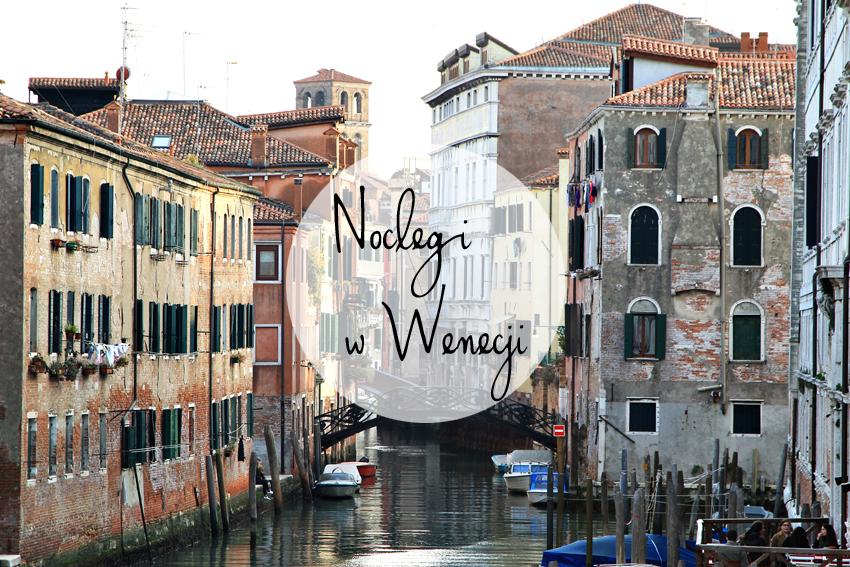 Gdzie spać w Wenecji?