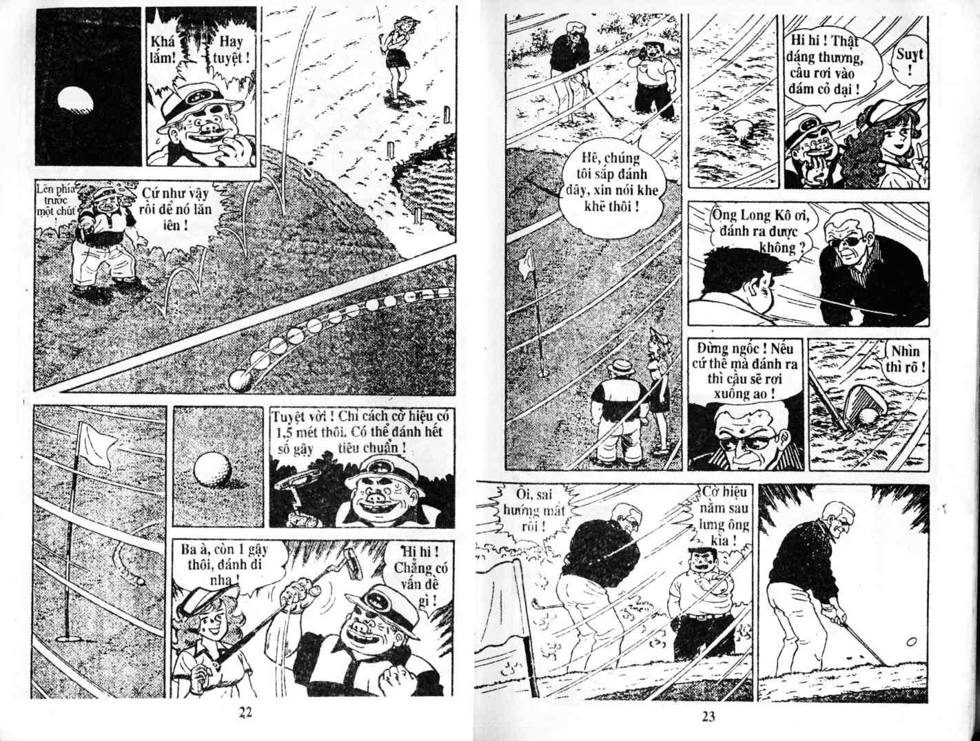 Ashita Tenki ni Naare chapter 2 trang 10