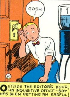 Image result for Golden Age Jimmy Olsen