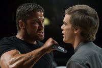 Gerard Butler and Michael C Hall in Gamer