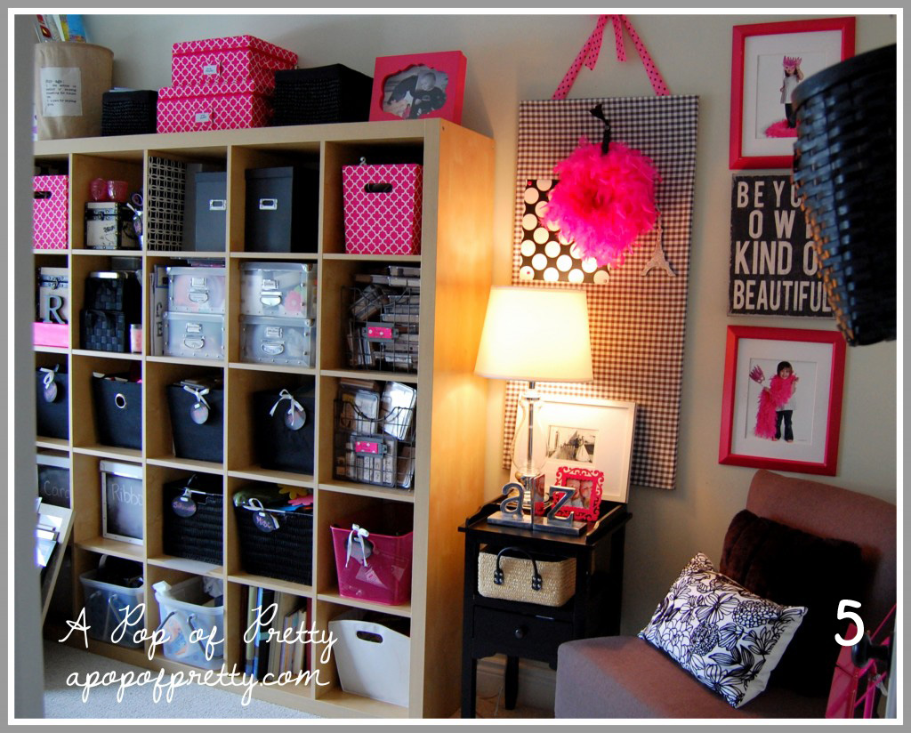 Diy Room Decor And Organization Ideas A Little Bit Of Patti Craft Room Inspiration