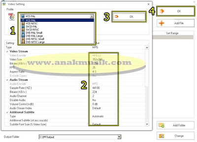 Cara Membuat Video Di Flashdisk Bisa Diputar Di CD/DVD Player