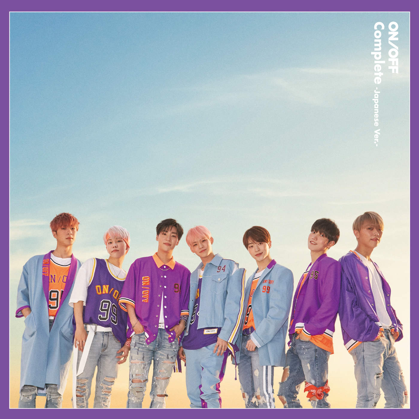 ONF – Complete (Japanese Ver.) – Single