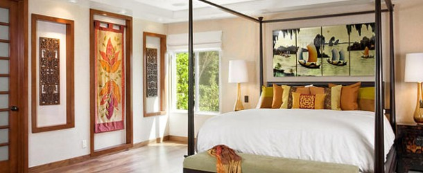 Simple Four Poster Canopy Beds 7