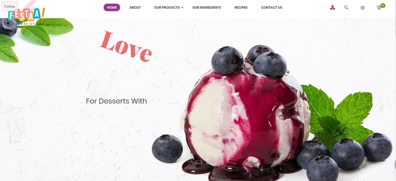 Blueberry FoodTech: Blueberry Innovation - India!